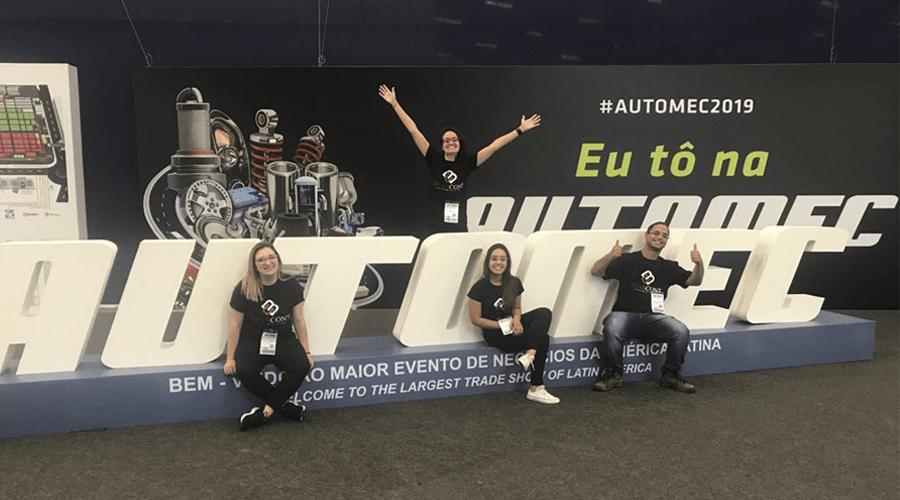 Brascont na Automec 2019